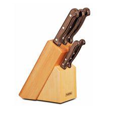 Juego-de-cuchillos-6-piezas--con-taco-tramontina
