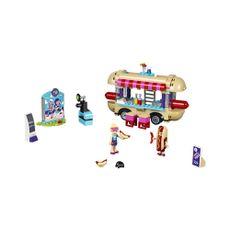 Friends-Parque-de-diversion-Hot-Dog-Van-Construction-Set-Lego--1-1990