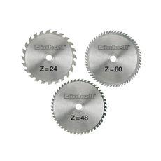 Set-de-3-Discos-para-Sierra-Estacionaria-210x30x25-Einhell-1-3237
