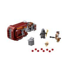 Juego-de-construccion-Star-Wars-Rey-s-Speeder-Lego-1-3684