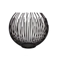 Portavela-candelero-CYLON-14cm-color-negro-Boltze-1-4065