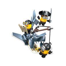Minions-Anzuelo-de-Tiburon-Mega-Bloks-Mattel-1-4174