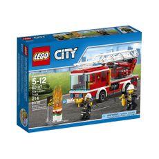 Lego-City-Camion-de-Bomberos-con-Escalera-1-4191