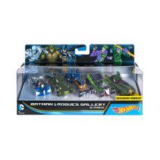 Hot-Wheels-DC-Comics-Batman-y-sus-Villanos-Mattel-1-4193