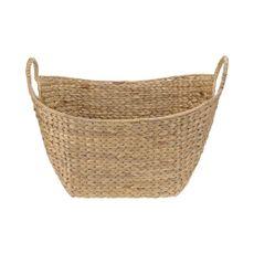 Capazo-maiz-oval-58cm-natural-Koopman-1-4609