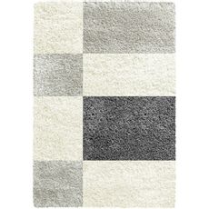 Alfombra-Sapphire-Shaggy-cuadros-gris-160x230-cm-Balta-1-5306