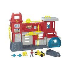 Transformers-Rescue-Bots-Estacion-de-Bomberos-Hasbro-1-5492