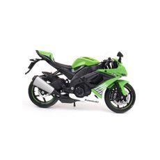 Motocicleta-de-coleccion--Kawasaki-Zx-10R-escala-1-12-1-5455