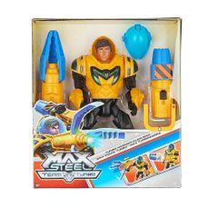 Figurilla-Max-Steele--Equipo-Turbo--y-garra-Mattel-1-5518
