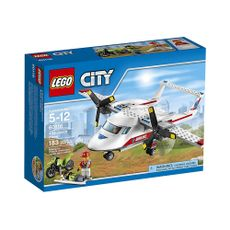 Avion-de-ambulancia-Lego-City-1-5645