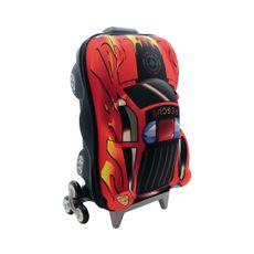 Mochila-infantil-dura-con-ruedas-diseño-de-auto-color-rojo-1-6422