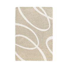 Alfombra-ECHO-polipropileno-diseño-abstracto-color-beige-oscuro-120x170cm-Balta-1-7844