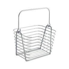 Cesta-de-organizador-de-almacenamiento-Pequeño-cromado-Inter-Design-1-8488