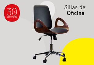Sillas de Oficina - Multicenter.com.bo