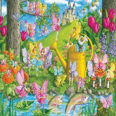 Rompecabezas-100-piezas-hadas-de-playland-Ravensburger