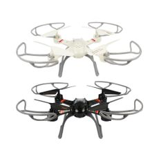 Quadcopter-sin-camara-color-blanco-y-negro-Impulse-