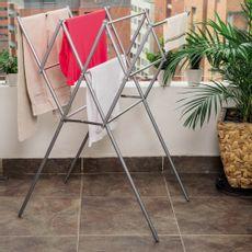 Tendedero-de-piso-expandible-cromado-Rejiplas--1-2640