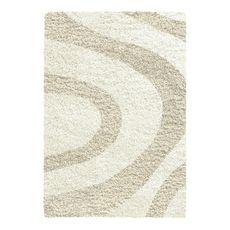 Afombra-Sapphire-Shaggy-beige-curvas-Balta-1-2915