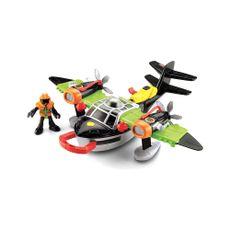 Fisher-Price-Imaginext-Super-Avion-Heroes-Del-Aire-Mattel-1-3851