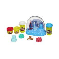 Frozen-Snow-Dome---Play-Doh--HASBRO-1-3889