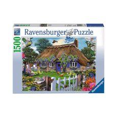 Rompecabezas-1500-Piezas-Casa-de-campo-en-Inglaterra-Ravensburger-1-4096