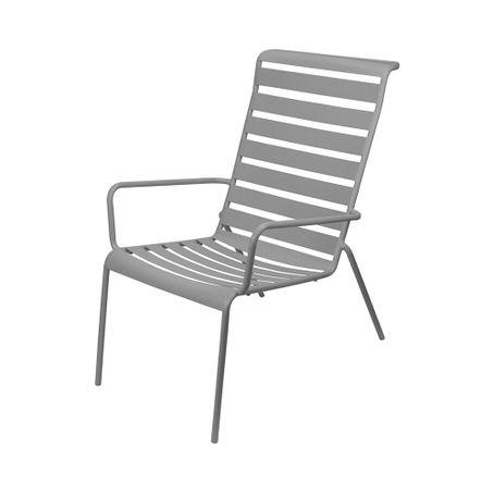 Silla-de-acero-reclinada-color-gris-1-4685