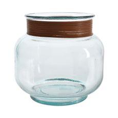 Jarron-de-vidrio-reciclado-decoracion-con-cuero-185cm-1-5668