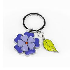 Llavero-con-dos-dijes-Fleur-Lila-verde-Troika-Llavero-con-dos-dijes-Fleur-Azul-color-Lila-verde-Troikan-1-6078