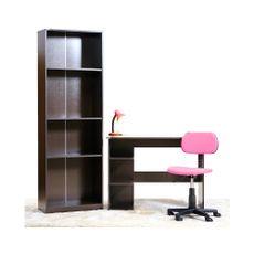 Combo-escolar-Escritorio---Biblioteca---Lampara---Silla-color-fucsia-1-6397