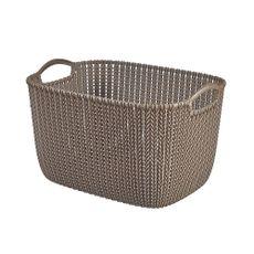 Cesta-de-plastico-para-ropa-color-chocolate-40cm-Curver-1-7995