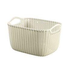 Cesta-de-plastico-color-Blanco-8-litros-pequeña-Curver-1-7998