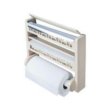 Portarrollo-de-toalla-de-papel-triple-color-trigo-Beige-Rimax-1-8448