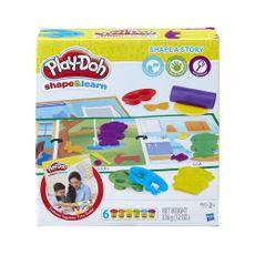 Moldea-y-aprende-Forma-una-historia-Play-Doh-B9015-Hasbro-1-8494