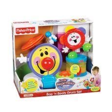 Fisher-Price-Tambor-Estrella-Musical-M4455-Mattel-1-8668