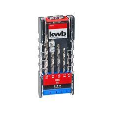 Juego-de-brocas-para-metal-HSS-5-piezas-Kwb-1-8856