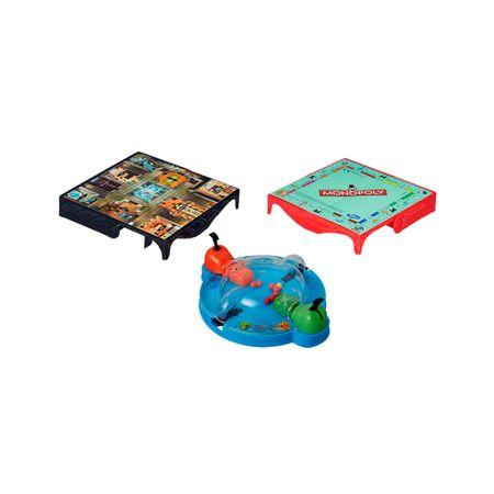 Juegos De Viaje Surtido B1004 Hasbro Multicenter