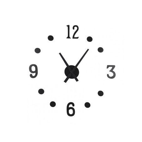 Reloj-de-pared-3D-negro-1-9941