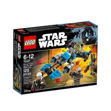 Star-Wars-Pack-de-Batalla---Motojet-de-Bounty-Hunter-75167-Lego-1-9631