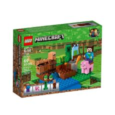 Minecraft-La-Granja-de-Melones-21138-Lego-1-9787