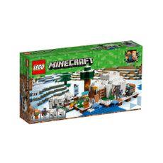 Minecraft-El-Iglu-Polar-21142-Lego-1-9791