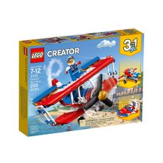 Creator-Valiente-Avion-Acrobatico-31076-Lego-1-9778