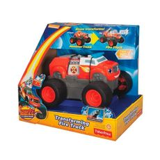 Blaze-Camion-de-Bomberos-Transformable-Fisher-Price--DWF67-MATTEL-1-10018