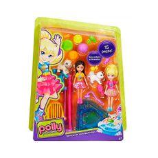 Polly-Pocket-Juego-de-Mascotas-MATTEL-DHY67--Polly-Pocket-Juego-de-Mascotas-MATTEL-DHY67-1-10085
