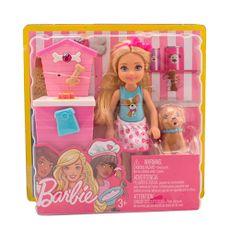 Barbie-Chelsea-Junior-y-Tienda-de-Mascotas-MATTEL-FHP67--Barbie-Chelsea-Junior-y-Tienda-de-Mascotas-MATTEL-FHP67-1-10090