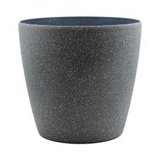 Maceta-MINERVA-color-Gris-oscura-pequeña-Impulse-1-10181
