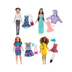 Barbie-Fashionista-con-Moda-MATTEL-Surtido-FJF67--Barbie-Fashionista-con-Moda-MATTEL-Surtido-FJF67-1-10145