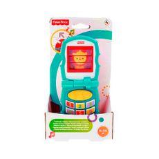 Telefono-Sonidos-Divertidos-Fisher-Price-Y6979-Mattel-1-10345