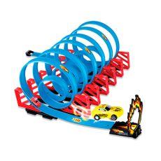 Pista-de-Carrera-360G-con-2-Auto-42Piezas-Track-Racing--Pista-de-Carrera-360G-con-2-Auto-42Piezas-Track-Racing-1-10409