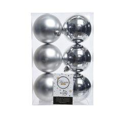 Esferas-navideñas-color-plata-8cm-diametro-6-unidades-1-10780