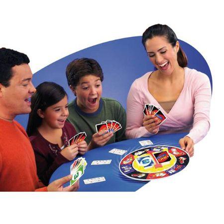 Uno Spin Juego De Mesa Mattel K2784 Multicenter